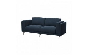 NOCKEBY 2er-Sofa Bezug