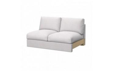 VIMLE 2er-Sitzelement Bezug