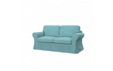 EKTORP 2er-Sofa Bezug