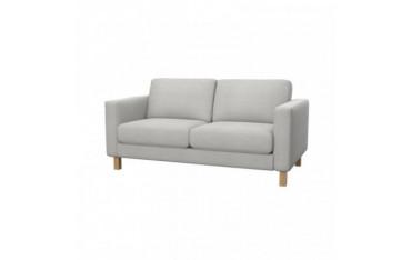 KARLSTAD 2er-Sofa Bezug