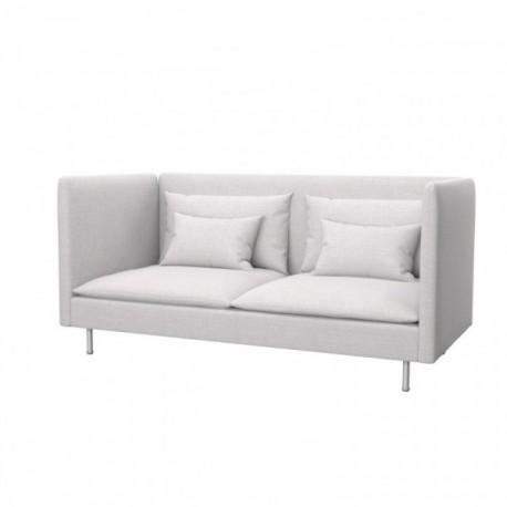 SODERHAMN 3er-Sofa, hohe Ruckenlehne Bezug