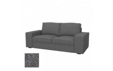 IKEA KIVIK 2er-Sofa Bezug