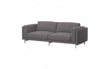 IKEA NOCKEBY 3er-Sofa Bezug