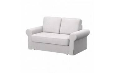 BACKABRO 2er- Bettsofa Bezug