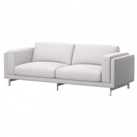 NOCKEBY 3er-Sofa Bezug