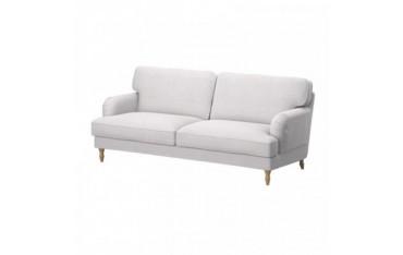STOCKSUND 3er-Sofa Bezug