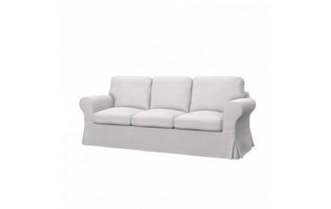 EKTORP 3er-Sofa Bezug