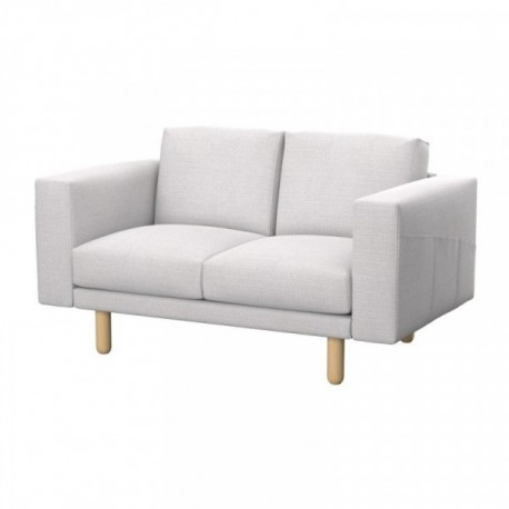 NORSBORG 2er-Sofa Bezug