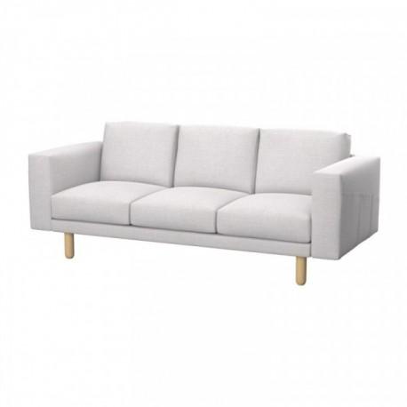 NORSBORG 3er-Sofa Bezug