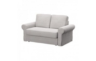 IKEA BACKABRO 2er- Bettsofa Bezug