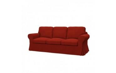 IKEA EKTORP 3er-Sofa Bezug