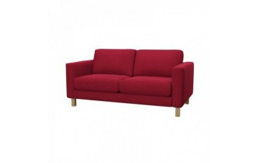 IKEA KARLSTAD 2er-Sofa Bezug