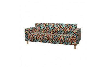 IKEA KARLSTAD 3er-Sofa Bezug