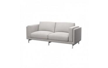 IKEA NOCKEBY 2er-Sofa Bezug